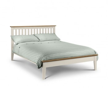 Monti Two-Tone Oak Bed