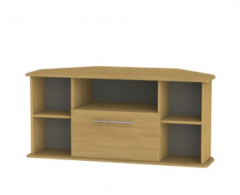Siero Oak Corner TV Unit