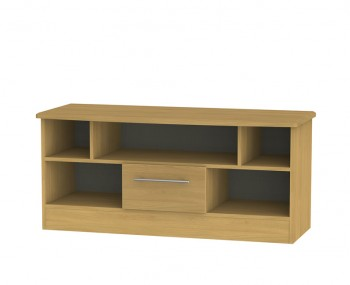 Siero Oak Open TV Unit