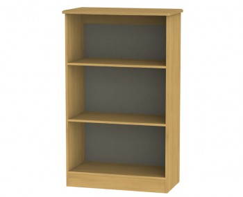 Siero Oak Bookcase