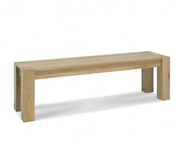 Ventura Light Oak Dining Benches