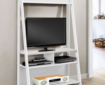 Nordic White Entertainment Unit