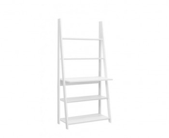Nordic White Ladder Desk