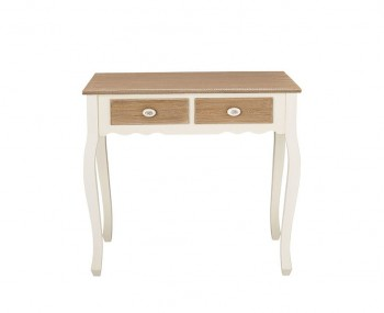 Candace Two-Tone Console Table