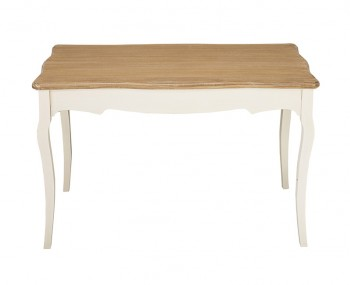 Candace Two-Tone Dining Table