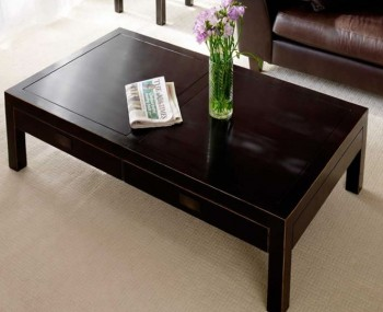 Orient Black Coffee Table *Special Offer*