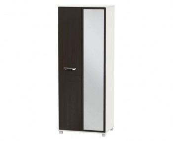 Somerset Tall 2 Door Mirror Wardrobe