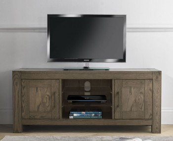 Ventura Dark Oak Entertainment Unit