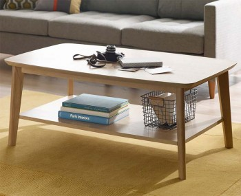 Calcott Oak Coffee Table