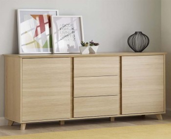 Calcott Oak Sideboard