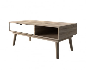 Scandi Oak Effect Coffee Table