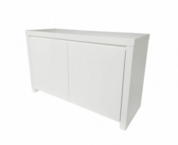 Puro White High Gloss Sideboard