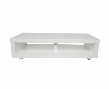 Puro White High Gloss TV Stand