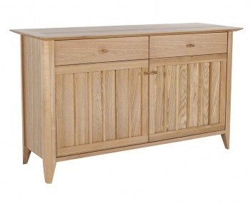 Staunton Oak Small Sideboard