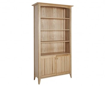 Staunton Oak Bookcase