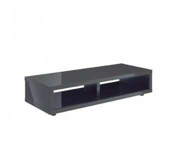 Puro Charcoal High Gloss TV Stand