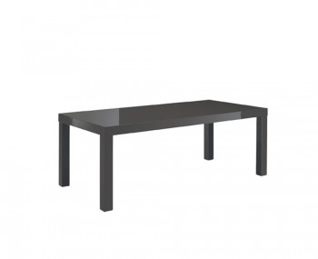 Puro Charcoal High Gloss Coffee Table