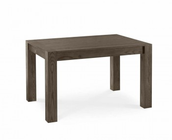 Turin Dark Oak Small End Extending Dining Table *Special Offer*