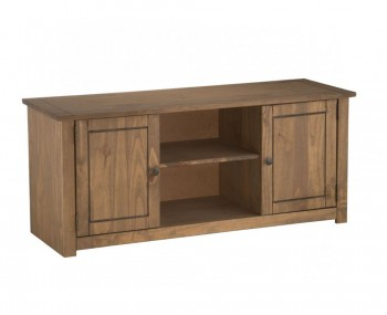 Calama Rustic Pine TV Unit