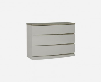 Rockway Cashmere 3 Drawer Chest