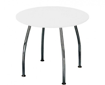 Dove Round White Breakfast Table *Special Offer*
