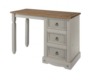 Estrella Single Grey Dressing Table