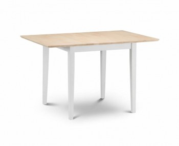 Rufford Ivory Extending Dining Table