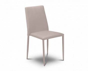 Jazz Stone Faux Stacking Dining Chair