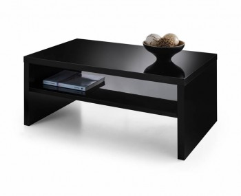 Vernonia Black High Gloss Coffee Table