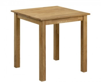 Belstone Square Oak Kitchen Table *Special Offer*