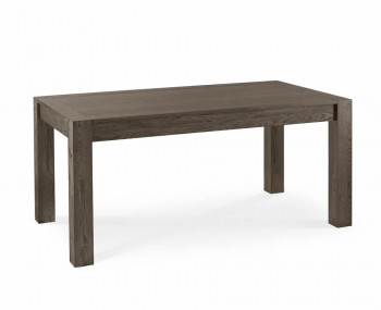 Ventura Dark Oak Medium End Extending Dining Table