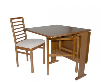 Susan Gateleg Table and Chairs