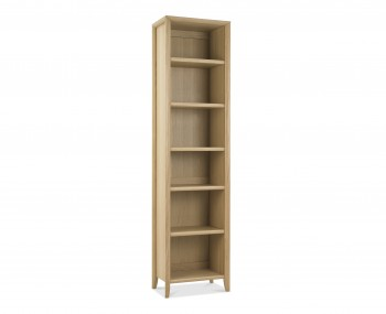 Bergen Oak Bookcase