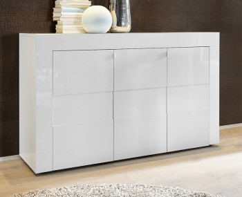 Emily 3 Door High Gloss Sideboard