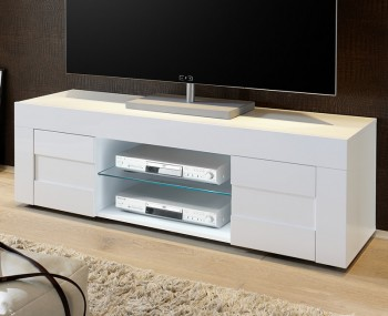 Emily High Gloss Small TV Unit