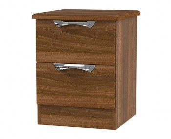 Halifax Noche 2 Drawer Bedside Chest