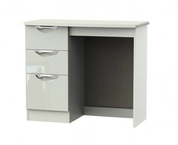 Halifax Kaschmir Gloss Single Dressing Table