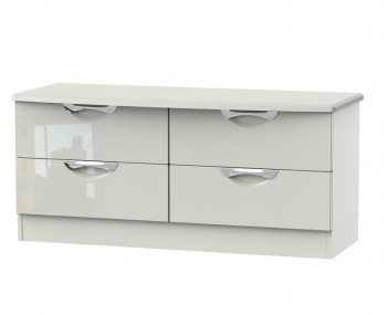 Halifax Kaschmir Gloss 4 Drawer Bed Box