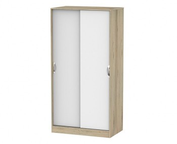 Halifax Grey Bordeaux Sliding Door Wardrobe