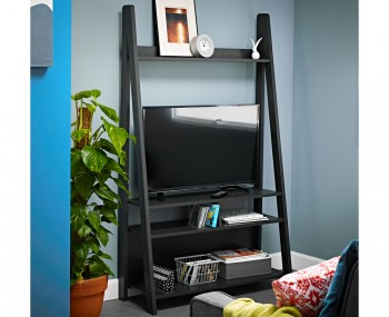 Kiliko Wooden Ladder Entertainment Unit