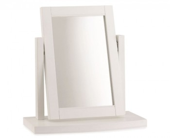 Hampstead White Dressing Table Mirror *Special Offer*