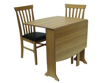 Stangrove Natural Oak Rectangular Gateleg Table and Chairs *Special Offer*