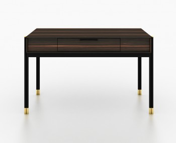 Bali Single Ebony Dressing Table