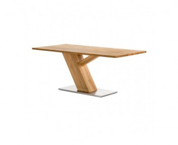 Lokken Wild Oak Dining Table