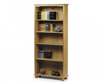 Cambridge Pine Bookcase