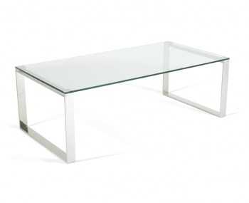 Kayla Silver Coffee Table