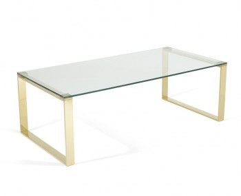 Kayla Gold Coffee Table