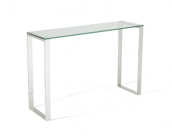 Kayla Silver Console Table