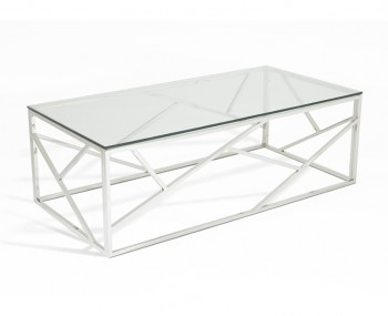 Phoenix Silver Coffee Table