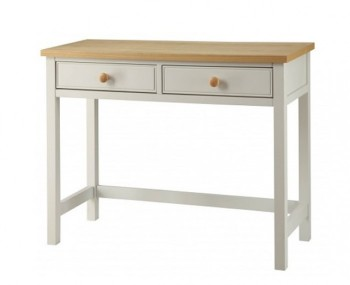 Dove Single Grey and Ash Dressing Table